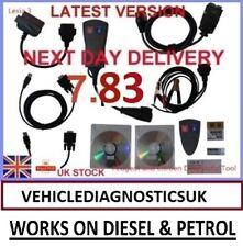 Lexia 3 interfaz de diagnóstico de Peugeot Citroen PP2000 V50 V25 DIAGBOX 7.83 can bus