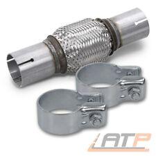 AQY Flexrohr Hosenrohr flexibles Rohr VW Bora 2,0 Flexstück APK AZG AEG