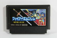 Fire Emblem Gaiden Nintendo FC Famicom NES Japan Import US Seller F2552