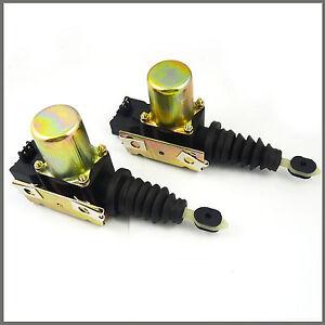 22062740 Power Door Lock Actuator Pair Set For Chevy GMC Buick Cadillac 2pcs New