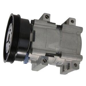 A/C Compressor w/ Clutch for Nissan Quest Mercury Villager 93-98 HALLA OE