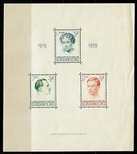 Luxembourg Sc# B217, Mint Never Hinged, visible creasing - Lot 040917
