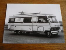 HYMER HYMERMOBIL  MOTORHOME ORIGINAL PRESS PHOTO