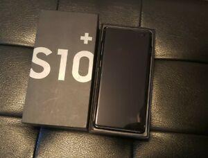 SAME DAY SHIPPING Samsung Galaxy S10+ Plus 1TB (SM-G975U1 Unlocked)