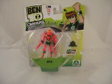 BEN 10 Omniverse NRG Action Figure with mini figure