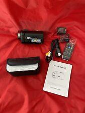 Nueva Cámara Videocámara DV grabadora de vídeo digital 24MP Zoom Digital 16X LC 3.0 pulgadas