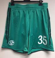 FC Schalke 04 - S04 Spielershort Short 2013 matchworn - Marcel Sobottka 35