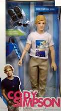 Wish Factory Cody Simpson BACK STAGE PASS Fashion Doll Style 1 NIP