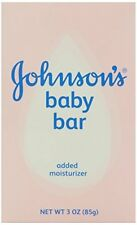 2 Pack - Johnson's Baby Soap Bar 3oz Each
