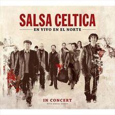 En Vivo en el Norte by Salsa Celtica (CD, Apr-2010, Discos Leon)