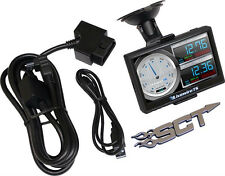 SCT Livewire TS Programmer Tuner for 03-10 6.0L 6.4L Powerstroke Diesel (5015P)