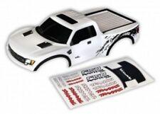 Traxxas 5815X White Painted Body Ford Raptor Slash / Slash VXL / Slash 4x4