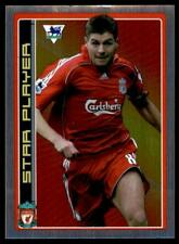 Merlin Premier League 07 Gerrard (Star Player) Liverpool No. 206