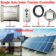 Electronic Controller For 1KW Single Axis Solar Panel Tracker Solar Tracking Kit