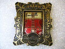LOUISVILLE,Hard Rock Cafe Pin,FRAME ART SERIES