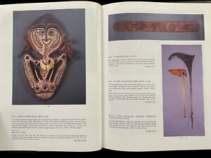 CHRISTIE'S IMPORTANT TRIBAL ART MCCARTY-COOPER COLLECTION 1992 SONGYE KOTA FANG