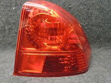 03 04 05 Honda Civic Sedan Right Outer Rear Tail Light OEM Quarter Panel Mounted