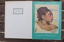 28124 Eugene Delacroix Meister der Malerei 1950 39 ganzseitige Kunstdruck Bilder