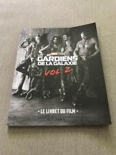 """Livret Fnac """"LES GARDIENS DE LA GALAXIE 2"""""""