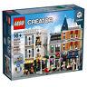 NEW SEALED LEGO Creator Assembly Square SET 10255