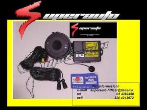 Système Antivol Alarme Voiture Metasystem Jeep Wrangler > 12 Siren Wfr