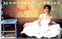 Martina McBride Wild Angels 1995 Cassette Country Folk Rock Western