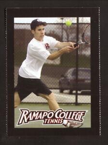 Ramapo Roadrunners--2006 Tennis Pocket Schedule