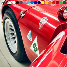 Alfa Romeo Quadrifoglio Badge Vinyl Decal / Sticker 4C 8C T4 1750 GTA 2903-0419