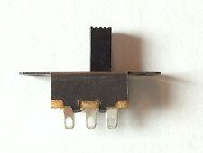 5x Schiebeschalter, klein | 50V 0,5A | 5 Stück