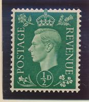 Great Britain Stamp Scott #235a, Mint, Wavy Gum