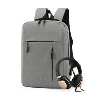 2020 New USB Backpack Casual Business Men's Bag Notebook Backpack