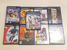 PS2 LOTTO 9 GIOCHI CALCIO PRO EVOLUTION SOCCER FIFA SOCCER LIFE JUVENTUS CLUB