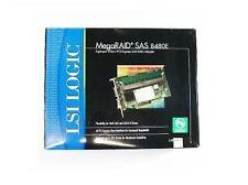 LSI LSI00049 SAS 8480E MegaRaid 8480E 8-Port SAS PCIe x8 Controller *New Retail*