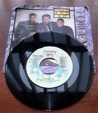 Force MDS  Touch And Go  1987  R&B  Vinyl 45 RPM   Picture Sleeve  VG+
