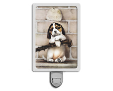 Cute Beagle Dog Puppy Vintage Style Animal Night Light
