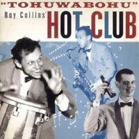 Ray Collins' Hot-Club - Tohuwabohu  CD  14 Tracks  Rock  New