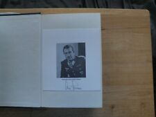THE FIRST & THE LAST ADOLF GALLAND W/SIGNED PHOTO MINT CHAMPLIN FIGHTER MUSEUM
