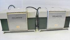 2-POLAROID CAMERA VINTAGE PRINT COPIER Model 230, and Model 240