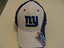 Reebok New York Giants 2010 Hat Cap S/M NFL Logo NWT