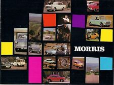 Morris 1970-71 UK Market Sales Brochure Mini Cooper Minor 1100 1300 Oxford 1800