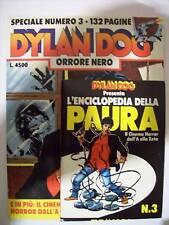 DYLAN DOG SPECIALE N° 3 OTTIMO CON ALBETTO