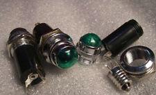2pc Green Indicator JEWEL 110V PILOT LIGHT Bulb,THG110