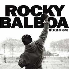 ROCKY BALBOA: THE BEST OF ROCKY Japan CD TOCP-70210 Soundtrack 2007 w/tracking#