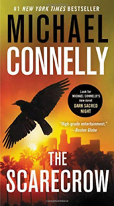 Connelly Michael-The Scarecrow (US IMPORT) BOOK NEW