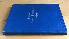 Scotch Loch Fishing Black Palmer 1882 Antique fly angling lake book vintage 1st