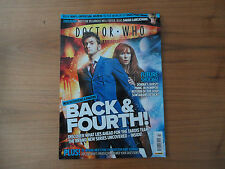 Doctor Who Magazine. Issue# 394. Back and Fourth.Apr 2008