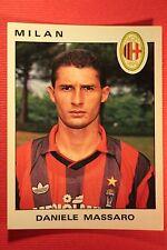 Panini Calciatori 1991/92 N. 223 MILAN MASSARO OTTIMA / EDICOLA !!!