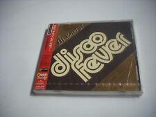DISCO FEVER / VARIOUS ARTISTS - JAPAN CD