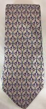 100% Silk Men's Tie Made Expressly for Sak's Fifth Avenue Made in USA 3.5 x 58