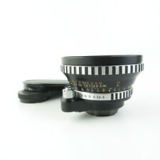 Für Exa Exakta Carl Zeiss Jena Zebra Flektogon 4/20 Objektiv lens + caps